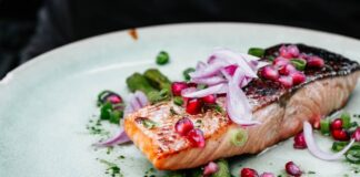 How to grill salmon?